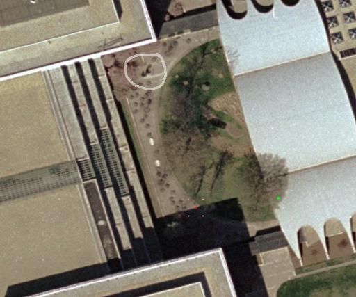 ผลการค้นหารูปภาพสำหรับ cia langley front kryptos